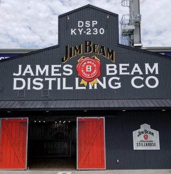 Jim Beam Bar at Investors Group Field